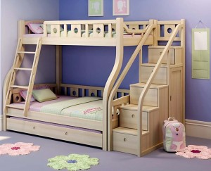 Bunk-beds-with-stairs