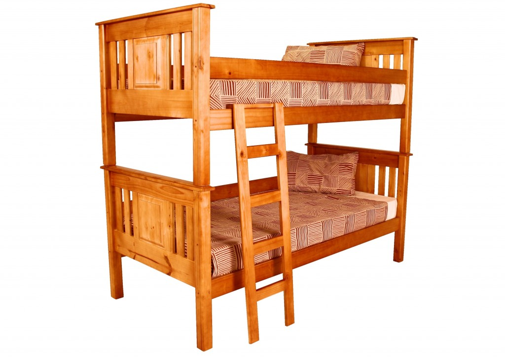 Double-Bunk-Beds
