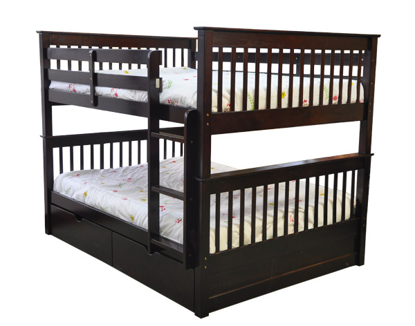 Double-over-double-bunk-beds